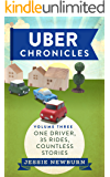 Uber Chronicles: One driver, 35 Rides, Countless Stories