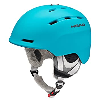 Head Vanda Snowboard, Esquiar Azul Casco de protección - Cascos de protección (Azul)