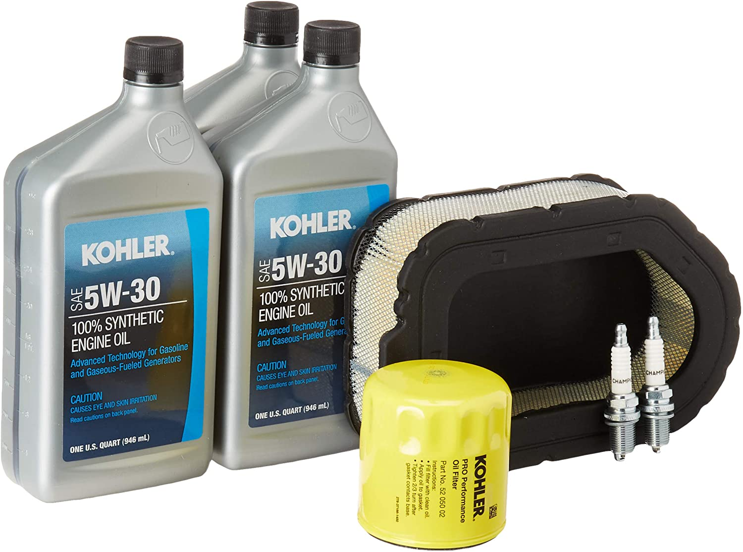 Kohler GM62347 Maintenance Kit for 17/18/20 kW Residential Generators