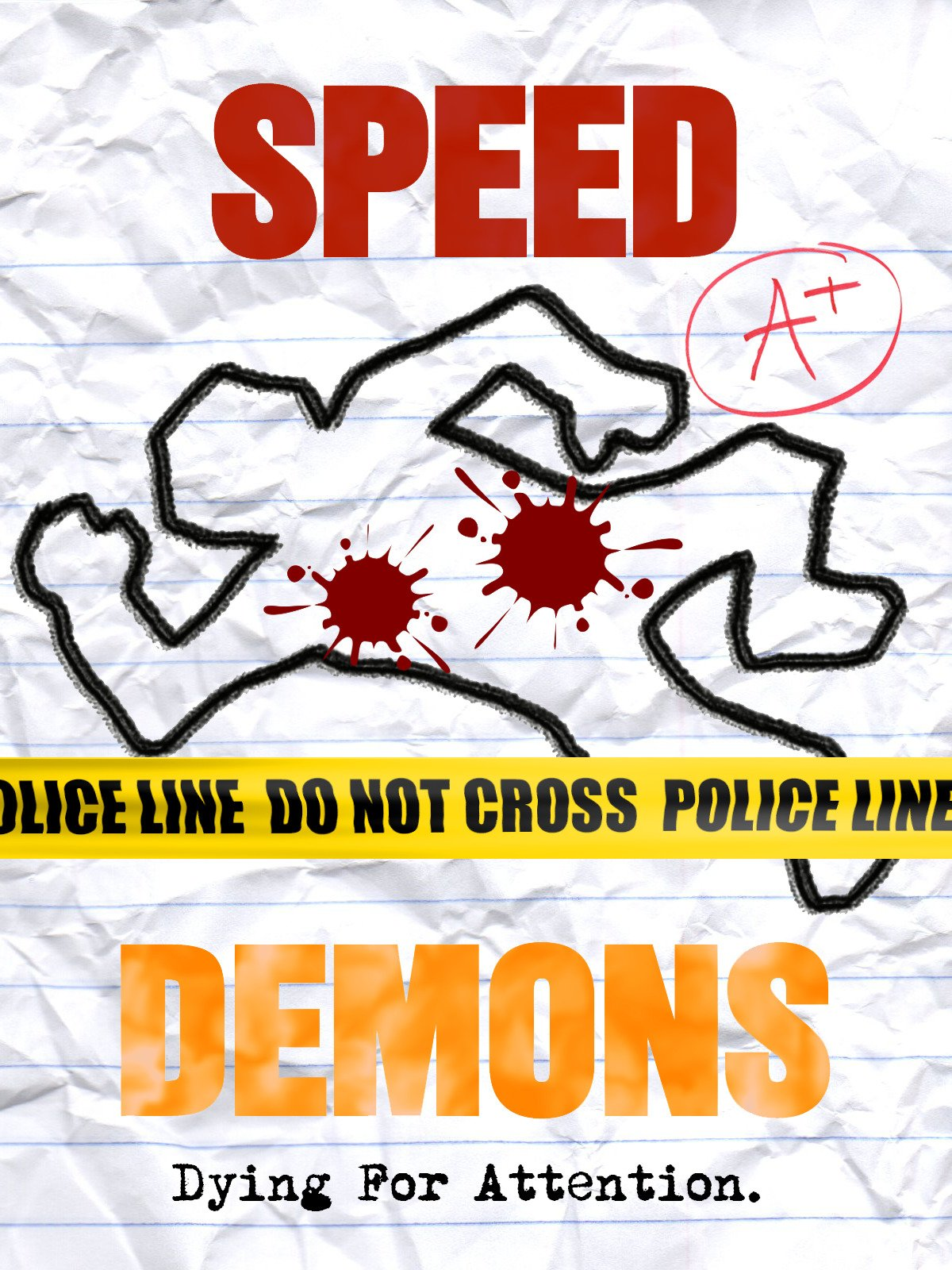 Amazon.com: Speed Demons: Dying For Attention: M.D. Dr. Peter ...