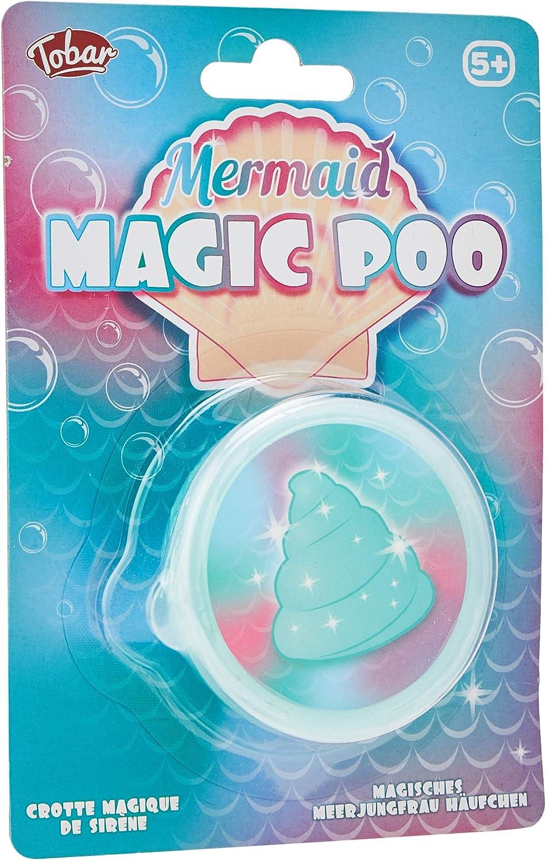 Tobar 29548AMZ Caca mágica de Sirena: Amazon.es: Juguetes y juegos