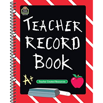 mead teachers class record roll book 8 1 2in x 11in christmas