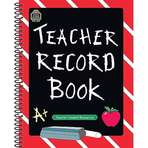 elementary teacher grade book amazon com