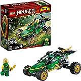 LEGO NINJAGO Legacy Jungle Raider 71700 Toy Buggy Building Kit, New 2020 (127 Pieces)