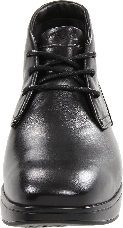 MBT Men's Kizingo Mid Laceup Boot Black