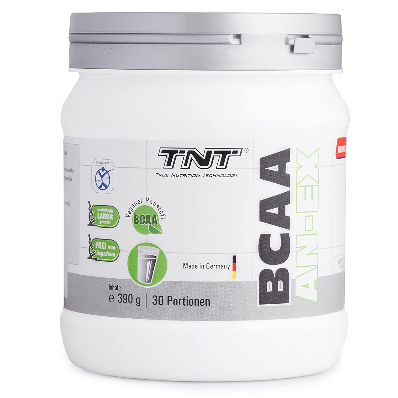 TNT BCAA Pulver sensationeller Geschmack