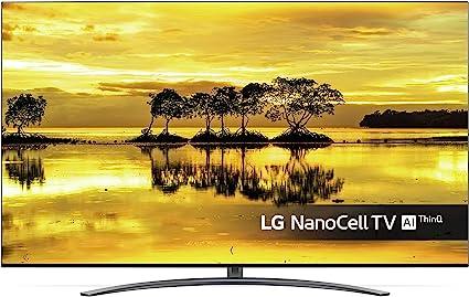 Lg 86sm9000pla 217 Cm 86 Zoll Nanocell Fernseher Lcd Dual Triple Tuner 4k Cinema Hdr Dolby Vision Dolby Atmos Smart Tv Heimkino Tv Video