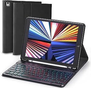 BOSSWIN iPad Keyboard Case for 10.2