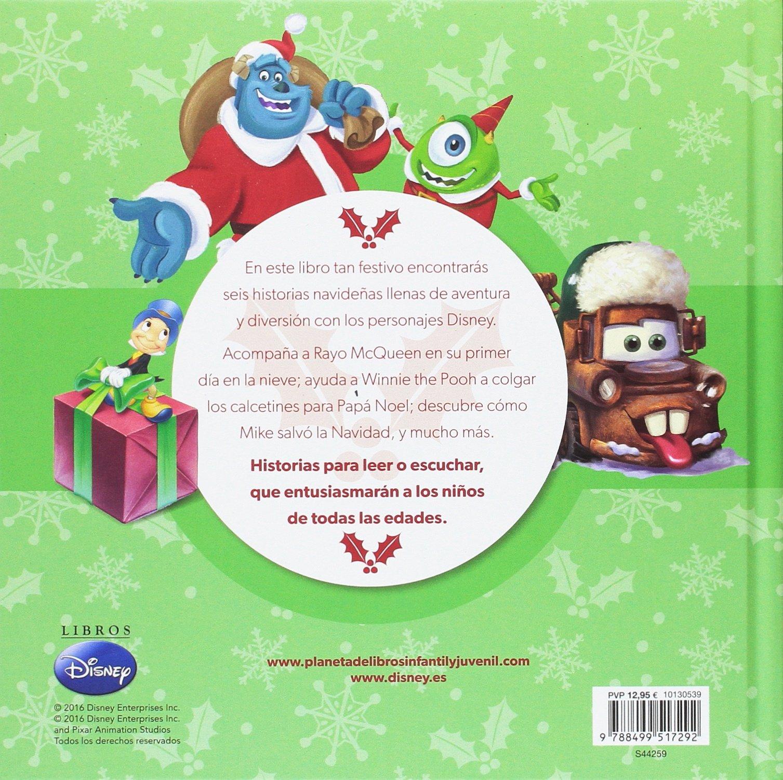 Cuentos de Navidad: Disney: 9788499517292: Amazon.com: Books