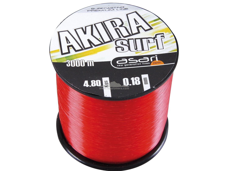color transparente talla 0.160 mm Asari Akira Surf 3000