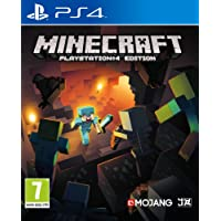 Sony Minecraft, PS4 PlayStation 4 video game - Video Games (PS4, PlayStation 4, Shooter / Horror, Multiplayer mode, E10+ (Everyone 10+))