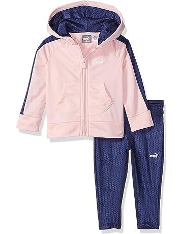 e2ff62ee7025 PUMA Toddler Girls  Track Jacket and Legging Set