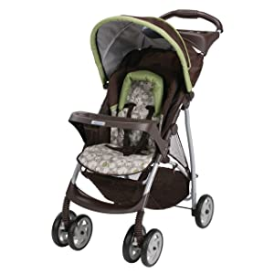 Graco LiteRider Click Connect Stroller Review