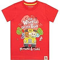 Cocomelon Camiseta para Niños Wheels On The Bus