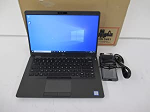 "Dell Latitude 5401 14"" Notebook - Intel Core i5-9400H - 8GB RAM - 256GB SSD"