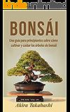 Bonsái: Una guía para principiantes sobre cómo cultivar y cuidar los árboles de bonsái