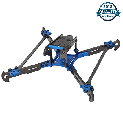 Amazon.com: 200 FPV Quadcopter Frame of Carbon Fiber Racing Drone ...
