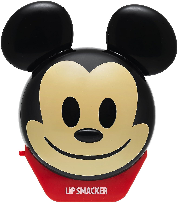 Lip Smacker Bálsamo Labial Emoji Mickey Disney Perfume galletas/crema Protège/Hydrate vos labios E88839