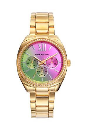 RELOJ MARK MADDOX MM6012-93 MUJER MULTIFUNCION