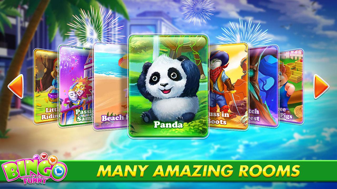 Bingo Funny - Free Bingo Games,Bingo Games Free Download