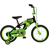 "Kawasaki K16 16"" Boys Bike, Youth-Boys"