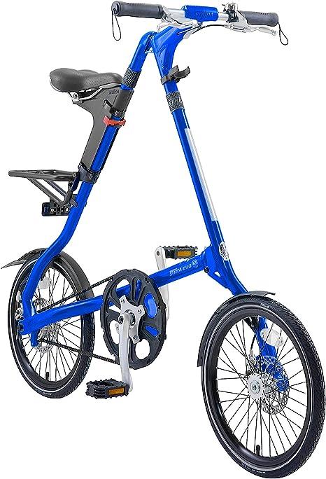 STRIDA Bicicleta Plegable, Cinco Estilos Diferentes: Amazon.es ...