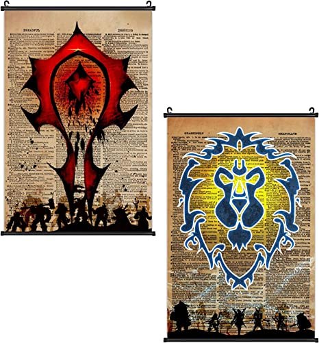 World Of Warcraft Posters