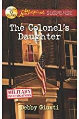 The Colonel's Daughter (Military Investigations) Kindle Edition