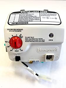 Reliance Water Heater Liquid Propane Gas Control Valve 100112338 9007890005 100093977 6911135 Thermostat Compatible with A.O. Smith, Reliance, State, and American Branded Water Heaters
