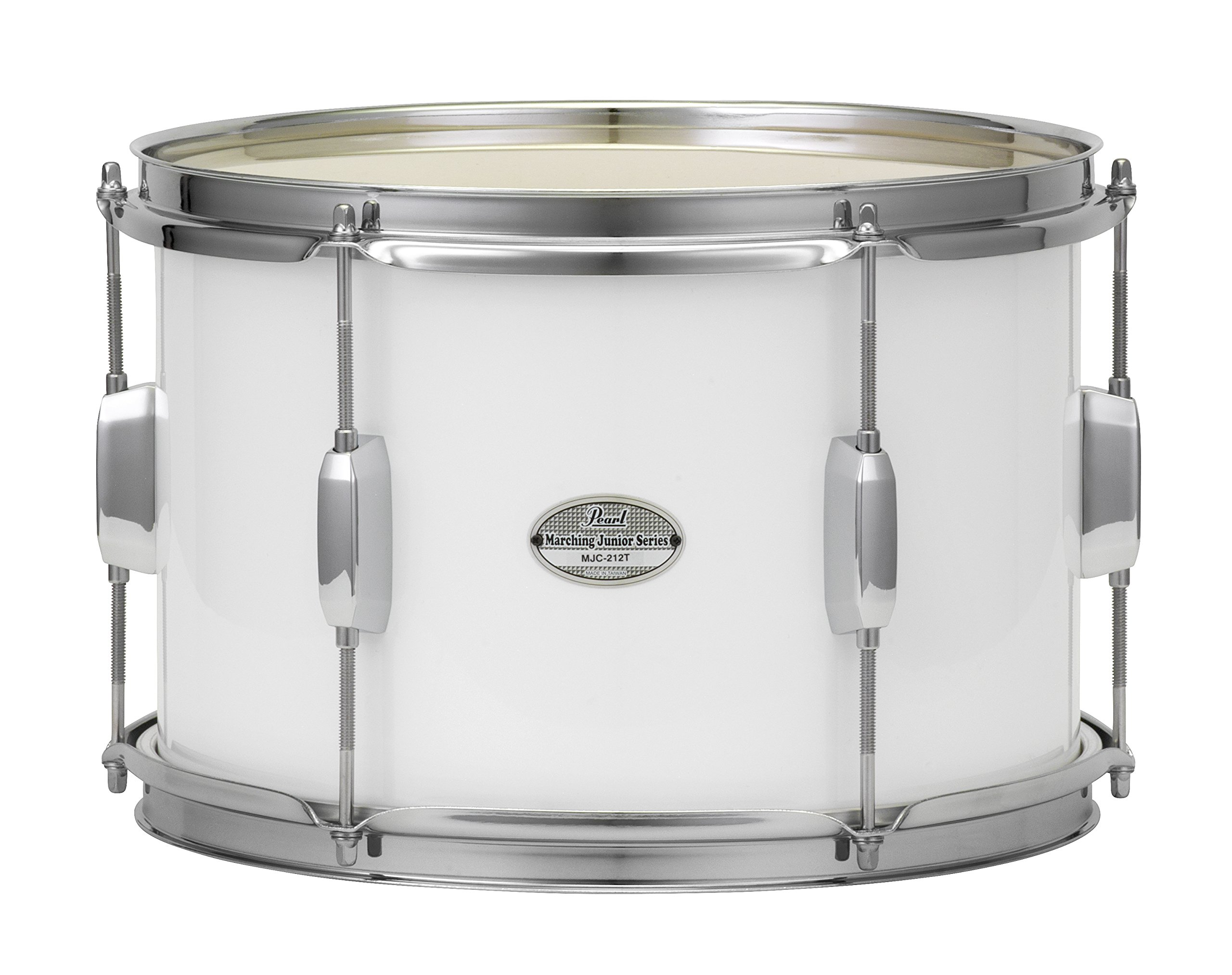 Pearl MJT1208/CXN33 12''x8'' Junior Marching Single Tenor and Carrier by Pearl