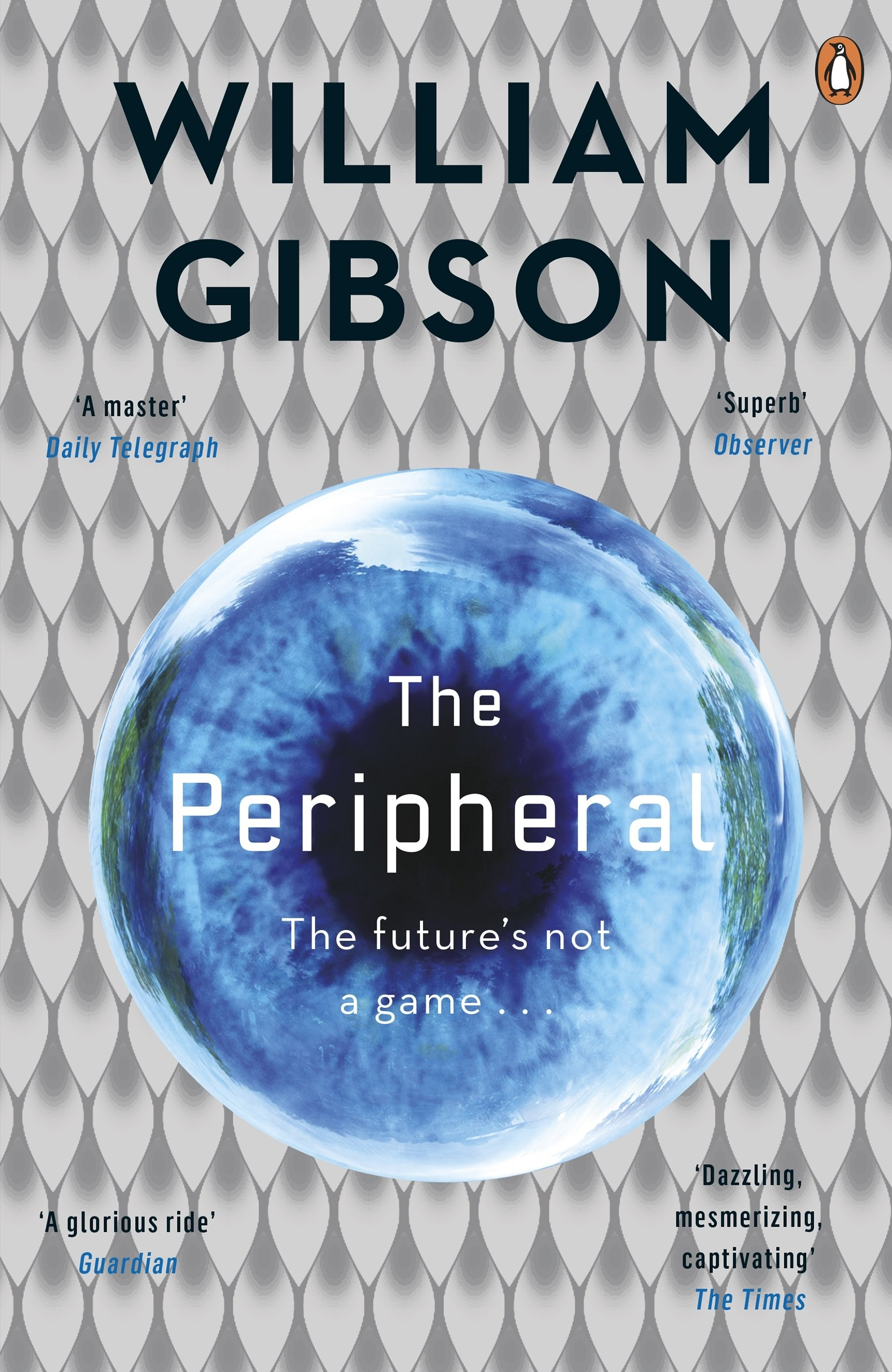 Image result for william gibson the peripheral