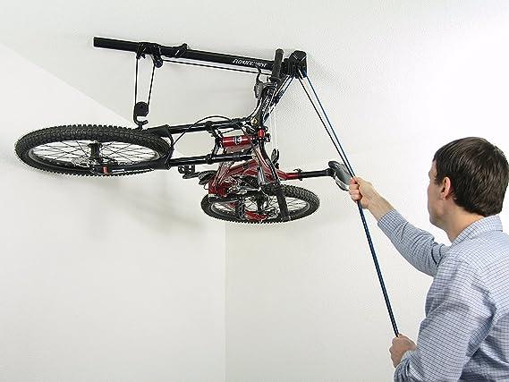 floaterhoist BA1 horizontal para bicicleta de elevación: Amazon.es ...