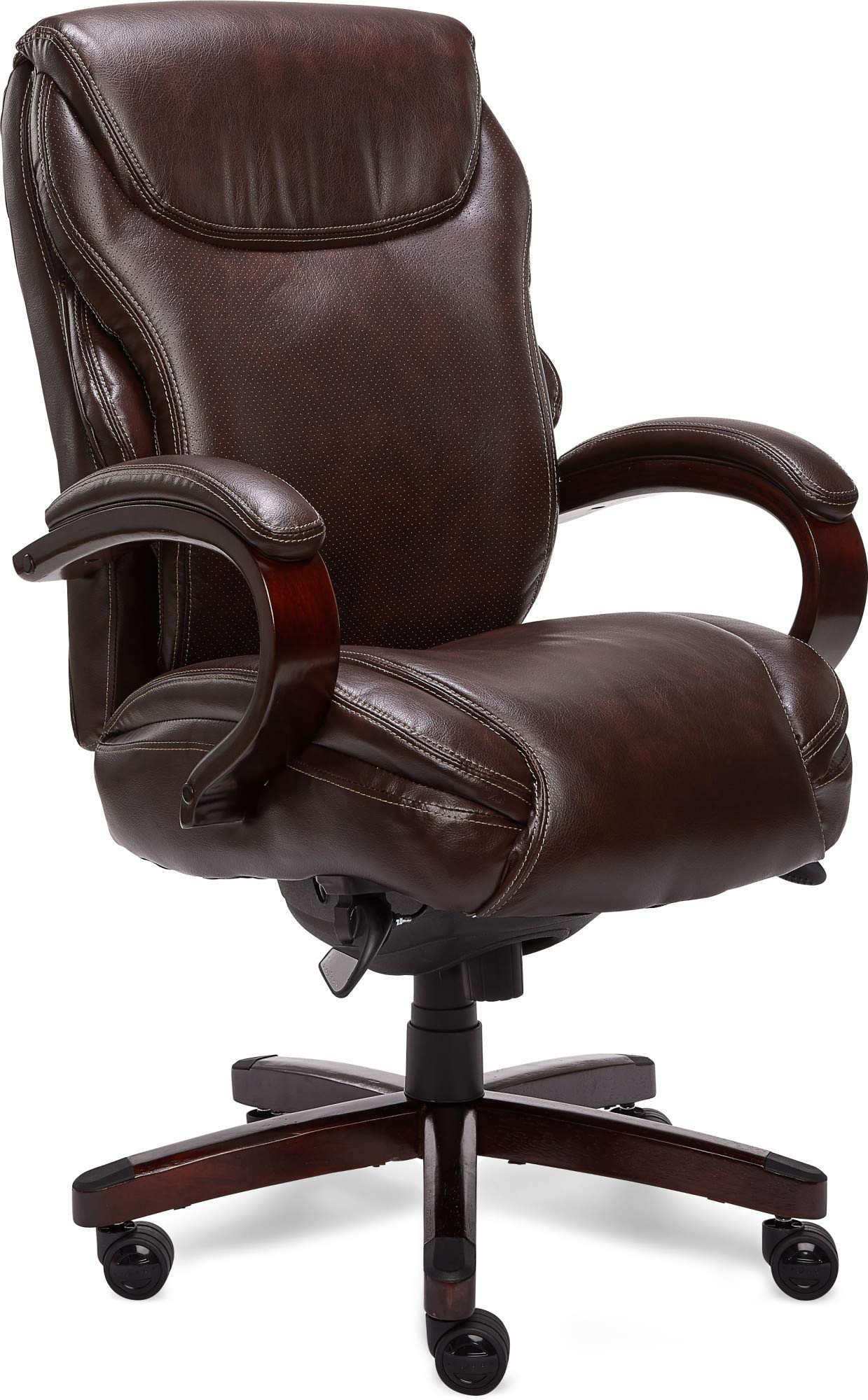 La Z Boy Hyland Executive Bonded Leather Office Chair by La-Z-Boy