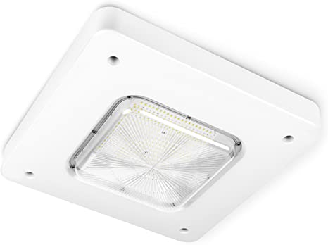 4 Pack 70W Square LED Canopy Lights 250-400W HPS//MH Replaces,110V to 277V Input