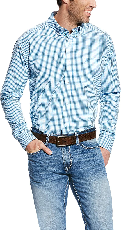 ARIAT Mens Pro Series Crowley Shirt