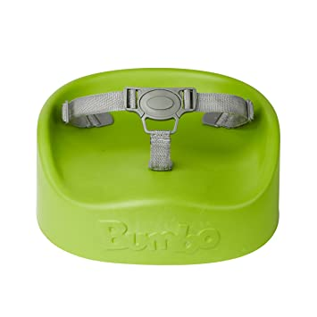 Bumbo Toddler Booster Seat, Lime