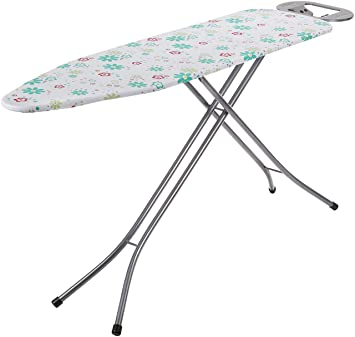 588f09c2999 Solimo Ace Folding Ironing Board with Iron Stand  Amazon.in  Home   Kitchen