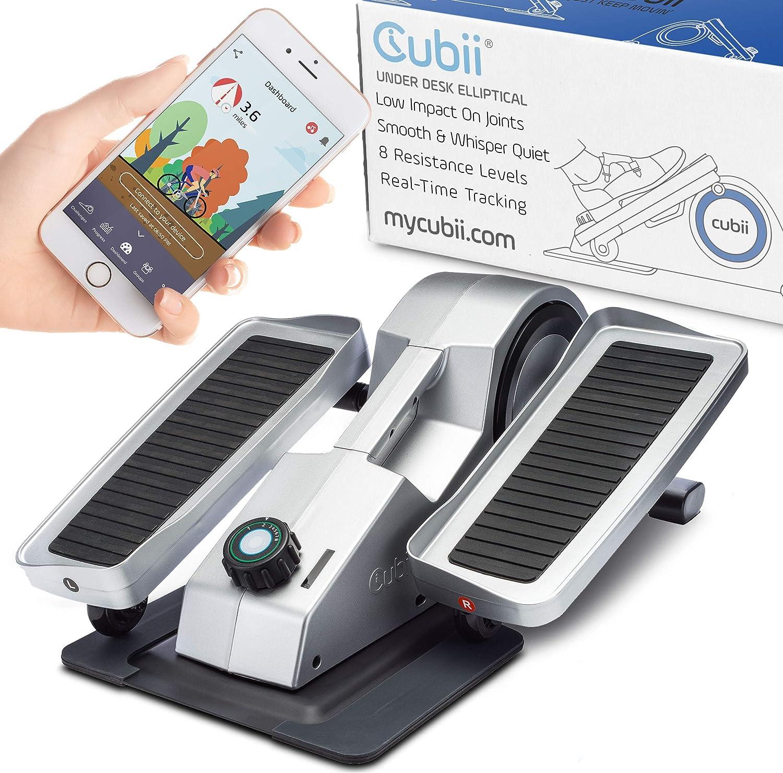 Best Bluetooth Under Desk Elliptical: Cubii Pro Under Desk Elliptical