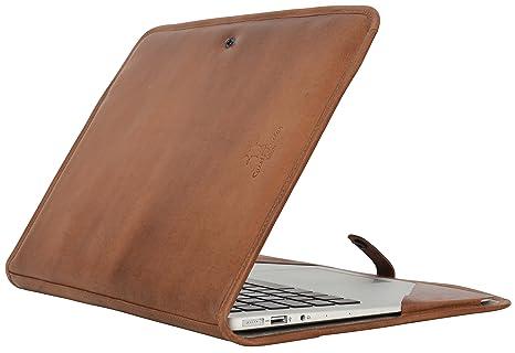 "Gusti Leder studio ""Damon"" Apple Macbook Air 13 funda Funda de piel"