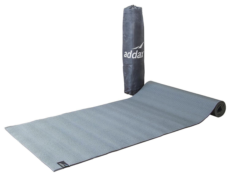 Addax - Esterilla de Yoga Antideslizante, 4 mm / 6 mm de ...