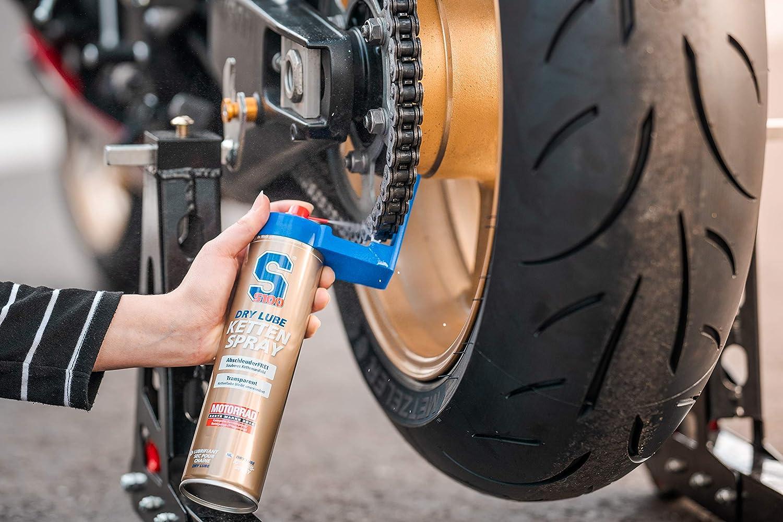 S100 Kettenspray Dry Lube Ptfe 400 Ml Auto