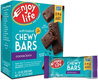 product image for Enjoy Life, Snack Bar, Cocoa Loco, Gluten Free, 5 oz
