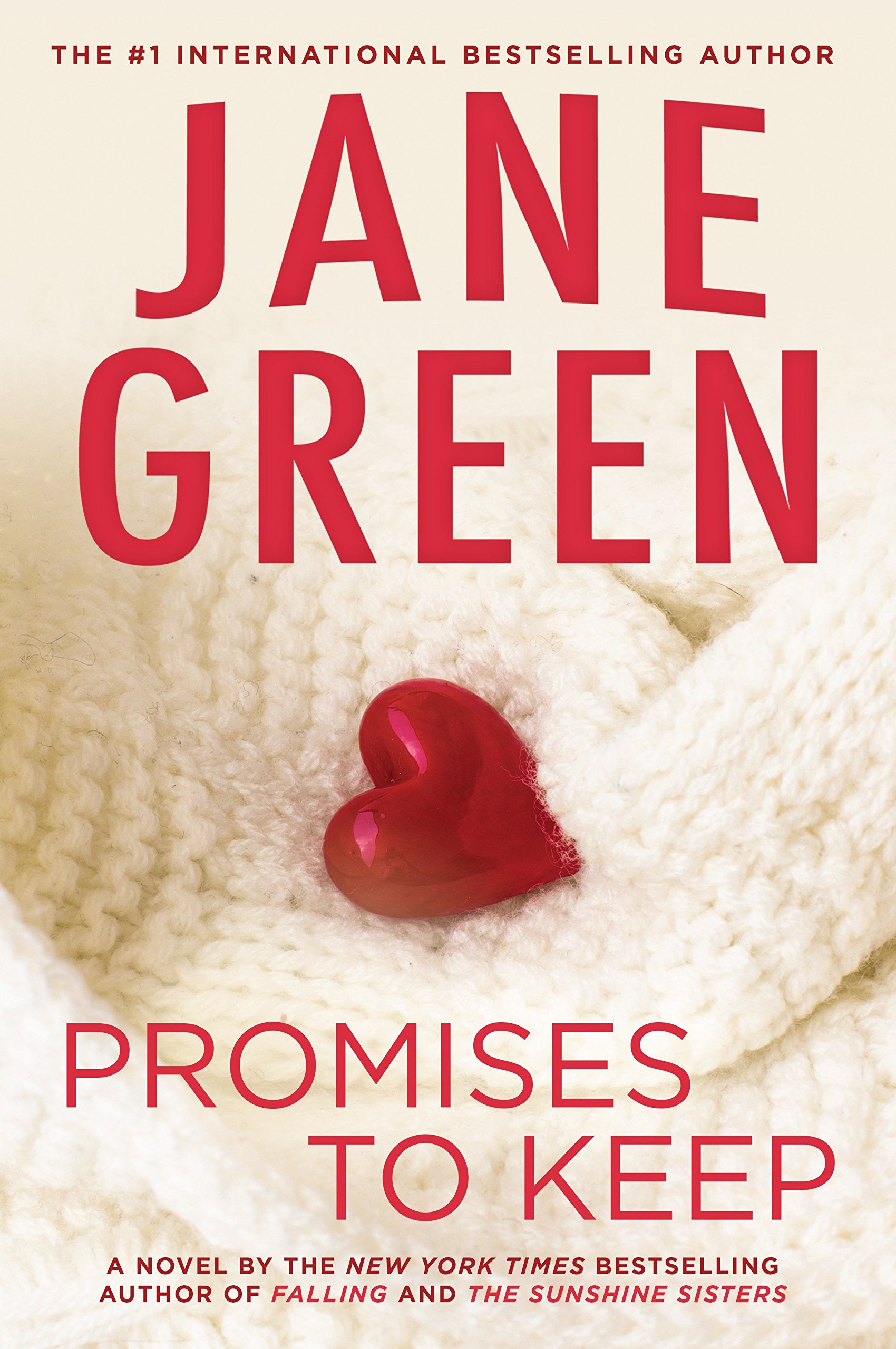 Redbook Reads: QA with Jane Green forecasting