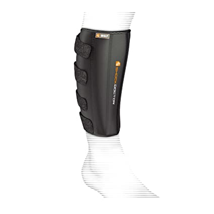 6c069e720c1fae Shock Doctor Calf Shin Compression Wrap Brace. Pain Relief, Recovery, Shin  Splints,
