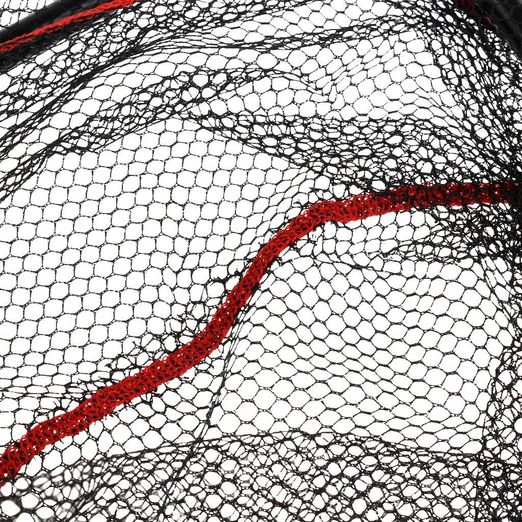 Filet de Pêche à la Mouche Epuisette Carpe Truite Filet d/'Atterissage Doux