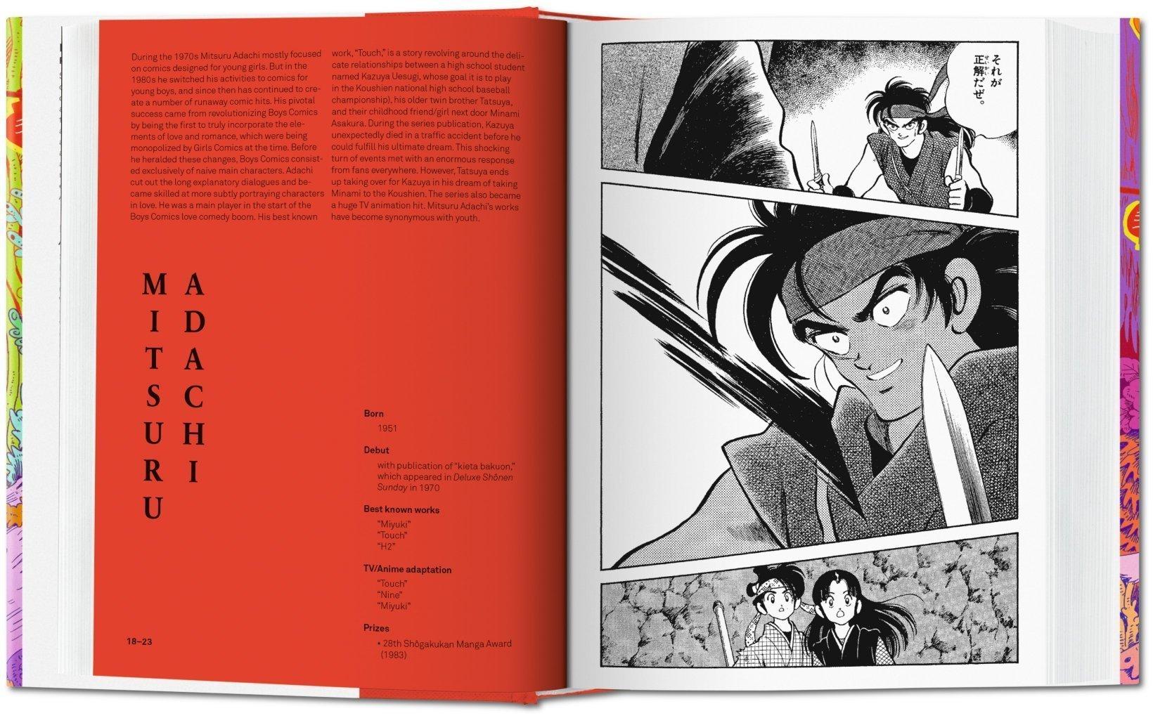 Amazon com 100 manga artists multilingual edition 9783836526470 taschen publishing books