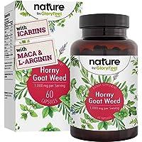 Amazon Los más vendidos: Mejor Suplementos Herbales de Epimedium