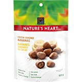 Nature's Heart Cocoa Covered Bananas Gluten-Free Snack, 160g