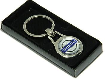 Llavero de metal para regalo, Volvo: Amazon.es: Coche y moto