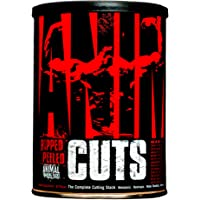 Universal Nutrition Animal Cuts Fat Burner Thermogenic for Weight Loss